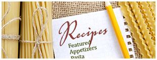 Great Italian recipes from IB Foods
